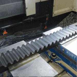 Horizon Precision Inc. - CNC Milled Gear rack