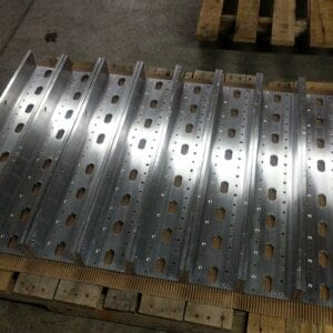 CNC Custom Milled Bracket